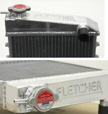 CLASSIC MINI FLETCHER ALLOY RADIATOR 1959-92 AUSTIN MORRIS COOPER ROVER CARB 3A4