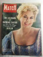 N1812 Magazine Paris-Match N°527 16 mai 1959 Kim Novak, Churchill, Berlin