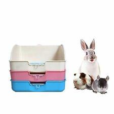 Pet Small Rat Toilet Square Potty Bedding Box Rabbit/guinea Pig Galesaur Ferret