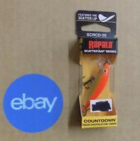 Select color Discontinued NIP Rapala Jointed Series Sizes 07 09 11 13