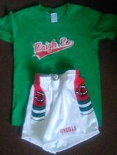 County Mayo (Ireland) GAA Gaelic Football T-Shirt & Shorts (Youths 9-10 Years)