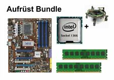 Aufrüst Bundle - MSI X58 Pro + Intel i7-960 + 12GB RAM #100222