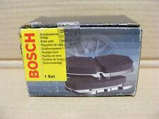 Mercedes 0014207820 Bosch Disc Brake Pads x 4 (New Old Stock) | W123 W126 W108