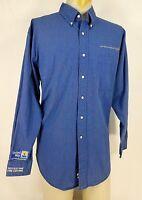 Lockheed Martin Missiles & Fire Control United Way XL Dress Shirt M.J. Golf EUC!