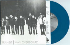 """Man Overboard/Transit """"split"""" 7"""" Blue The Wonder Years Story So Far Title Fight"""
