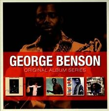 GEORGE BENSON 5CD NEW Breezin'/Weekend LA/Give Me Night/Tenderly/Big Boss Band