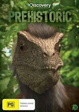 Prehistoric (DVD, 2011, 2-Disc Set)