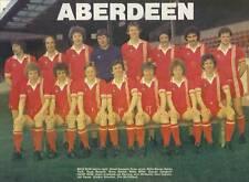 ABERDEEN FOOTBALL TEAM PHOTO>1978-79 SEASON