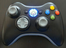 XBOX 360 MOD 3 MODE Rapid Fire Wireless Controller Programable With Jitter