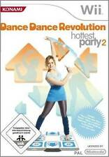 Nintendo Wii gioco *** dancedancerevolution Hottest Party 2 *** Nuovo * NEW