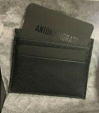 Kartenmäppchen / Kartenetui von Antony MORATO in schwarz - neu