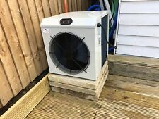 More details for poolstyle energy saving mini heat pump 5.8 kw digital control for  family pools