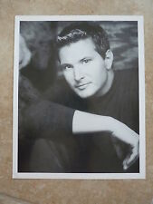 Ty Herndon 8x10 B&W Country Music Concert Photo Picture