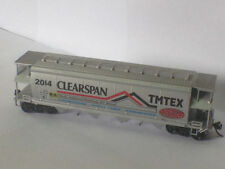 Plastic HO Scale Model Train Carriages Limited Edition