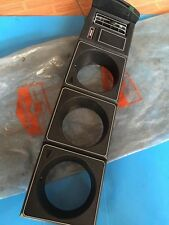 TOYOTA CORONA RT100 Panel GAUGE DASH POD BEZEL SURROUND Set Genuine Nos ((RHD))