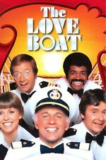The Love Boat FRIDGE MAGNET (2 x 3 inches)(AB)