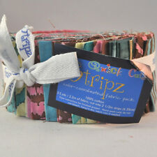 """Stripz 2 1/2"""" Strips Cotton Candy Batik, 50 pieces 100% cotton fabric"""