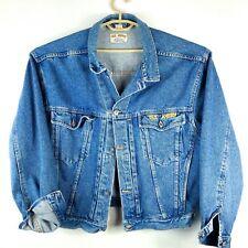 Tex Avery's Hollywood Studio Adventures 1991 Denim jacket Sz M