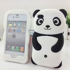 """Hot 3D Glorious Panda Silicone Back Soft Case Good Cover Skin For iPhone 6 4.7"""""""