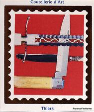 COUTELLERIE D ART THIERS Yt2467  FRANCE  FDC Enveloppe Lettre Premier jour CEF