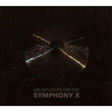 Meyers,Ari Benjamin - Symphony X /4
