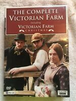 The Victorian Farm Complete Set [DVD] - UK Import ***Region 2*** --NEW--