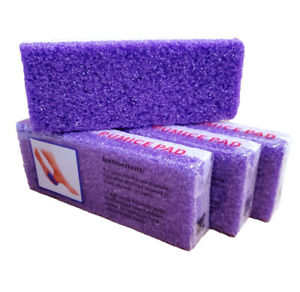 Pumice Stone for Feet 2-in-1 Callus Remover Removes Dead Skin Purple Pumice Bar