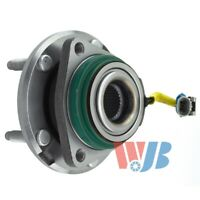 WJB WA512442 Rear Wheel Hub Bearing Assembly Interchange 512442 HA590390 BR93078