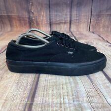 Vans Era Skateboarding Shoes Men Size 8.5 Athletic Shoes VANS OTW - Black