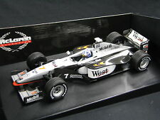 Minichamps West McLaren Mercedes MP4/13 1998 1:18 #7 David Coulthard (GBR) (JS)