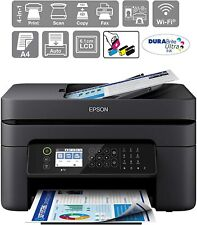 Epson WF-2850DWF Printer 4in1 Wireless C11CG31401 Apple AirPrint & Google Print