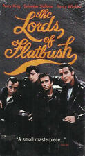 The Lords Of Flatbush (VHS) 1974 OOP HTF Stallone Winkler
