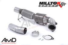 Milltek Focus RS MK3 Sport chat largebore Descente compatible avec Échappement
