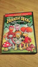 Jim Henson's ~ FRAGGLE ROCK Complete Animated Series ~ Cartoon 2 Disc DVD Set