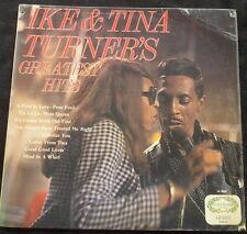 IKE & TINA TURNER Greatest Hits LP