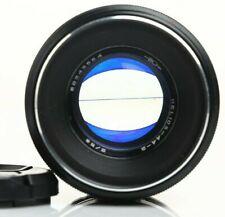 Anamorphic flare & Bokeh Lens 58 mm / F2 Helios 44-2 Mod Panasonic m4/3 Mount