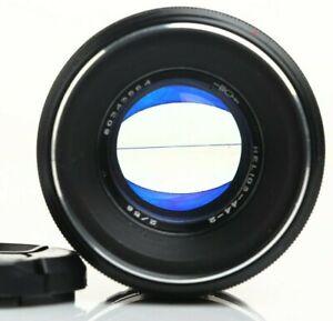 Anamorphic flare & Bokeh Cine Lens 58 mm / F2 Helios 44-2 Mod Sony E Mount