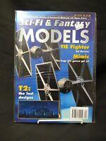 Sci-Fi & Fantasy Models Magazine Issue 27 APR 1998 TIE FIGHTER, T2