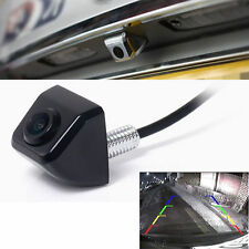 Black Car Rear View CCD 170° Back side Camera Reverse Backup Parking CAM