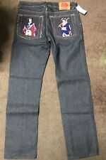 Remy Martin RMC Wave Jeans size 34x34 New with Tags