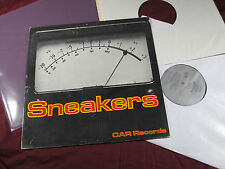 Sneakers  IN THE RED  -  LP Car Records USA 1978 - near mint