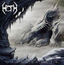 HOTH - Oathbreaker CD + STICKER - w/ King Diamond Cover Black Metal - SEALED