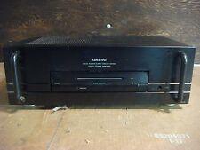 Vintage Onkyo M-5000 Stereo Power Amplifier 105 Watts Per Channel - WORKING!