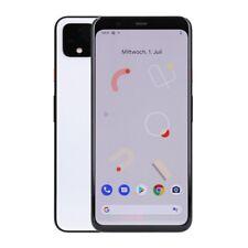 Pixel Google 4 XL Dual SIM 64gb SMARTPHONE BIANCO buono di clienti come nuovo