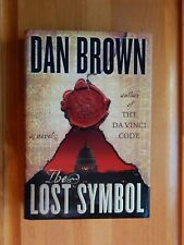 The Lost Symbol by Dan Brown; 1st Edition