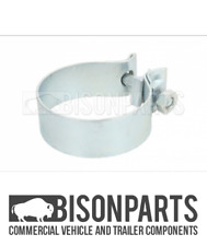 *FITS DAF LF45 / LF55 .130 .150 .170 EXHAUST CLAMP 80MM INT DIA. 99877 BP103-010