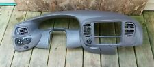 97-03 Ford F-150 EXPEDITION 4x4 DASH VENT TRIM RADIO BEZEL COLOR DARK GRAY
