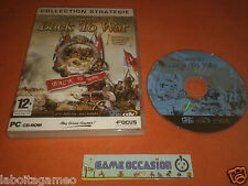 COSSACKS BACK TO WAR PC CD-ROM PAL