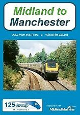 INTERCITY 125 HST MIDLAND TO MANCHESTER DVD - Project Rio