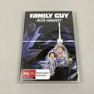 Family Guy Blue Harvest DVD Region 4 VGC + Free Postage